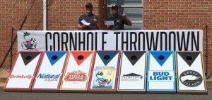 Cornhole Throwdown @ Winthrop Farm | Rock Hill | South Carolina | United States